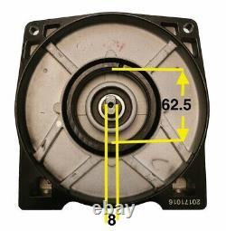 Winch Motor 12v 13500lb 6.6ch Convient À De Nombreux Treuils Électriques