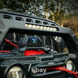 X-bull Treuil Électrique 12v 13000lbs Câble En Acier Hors Route Jeep Camion Remorque De Remorquage