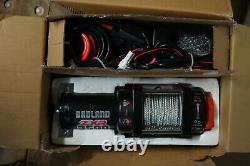 (co) Badlands Winch Zxr 3500 Lb Atv/utility Electric Winch